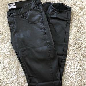 One x One Teaspoon Leather Pants